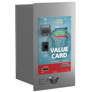 Card and Change Dispenser