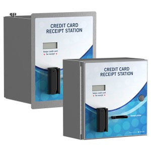 Card Receipt Stations