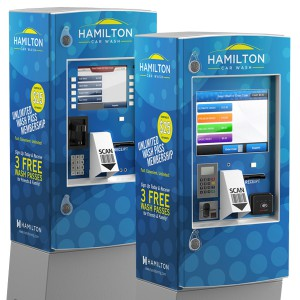 CTK Bonded & Touchscreen Displays in Ocean Blue