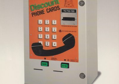Phone Card Dispenser