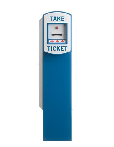 Ticket Vendor - Time Pass
