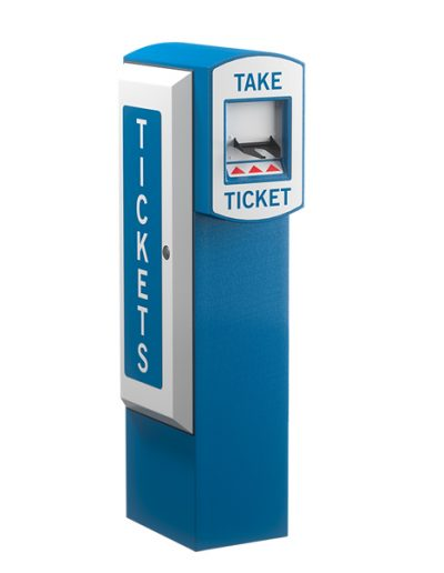 Ticket Vendor - Amusement